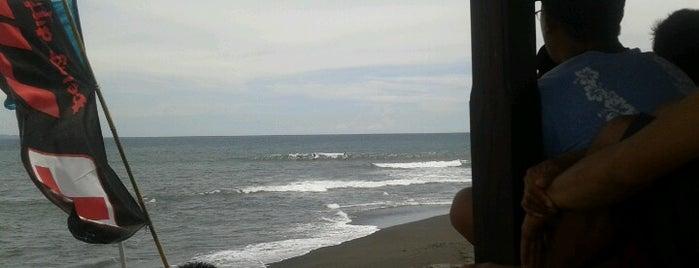 Pantai Lebih is one of DENPASAR - BALI.