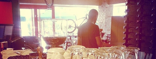 Bisiklet Evim Bike & Cafe is one of Tempat yang Disukai Oral.