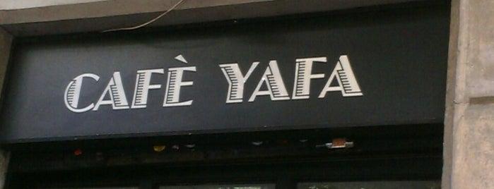 Cafe Yafa is one of Barcelona.