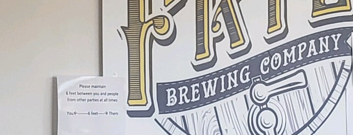 Frye Brewing is one of New Jersey Breweries.