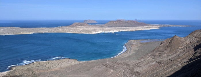 Playa del Risco is one of Lanzarote.