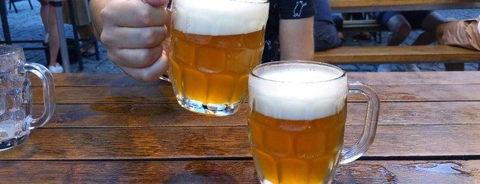 Dva kohouti is one of Prague - Our favorites.