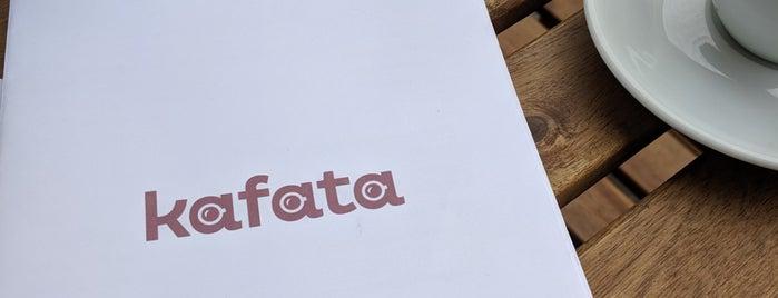 Kafata is one of Good coffee wanted.