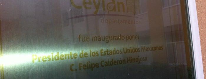 Desarrollo Hogares Ceylan is one of Lugares favoritos de Ale.