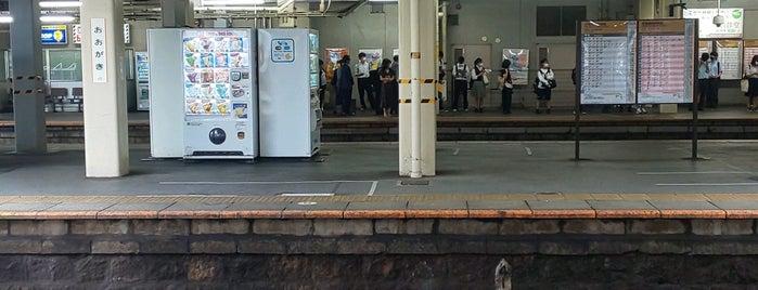 東海道本線 410キロポスト is one of 岐阜行ったら.