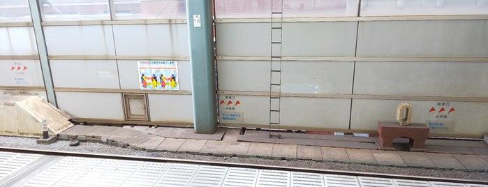 中央線0キロポスト is one of lieu a Tokyo 2.