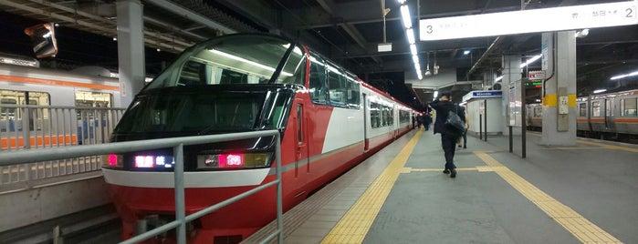 Meitesu Toyohashi Station (NH01) is one of Masahiro'nun Beğendiği Mekanlar.