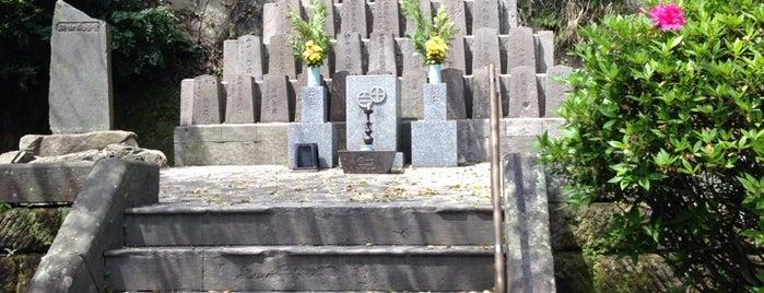 薩摩義士碑 is one of 鹿児島探検隊.