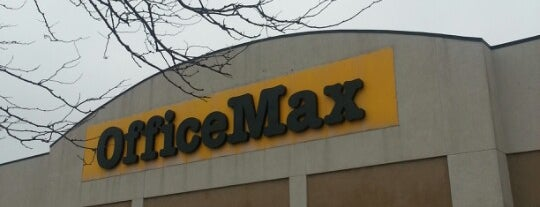 OfficeMax is one of Locais salvos de L Patrick.