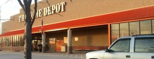 The Home Depot is one of Posti che sono piaciuti a Marco.