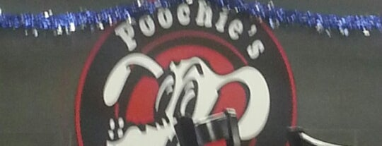 Poochie's Hot Dogs is one of Chi - Restaurants 2.