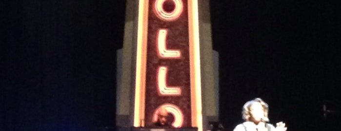 Apollo Theater is one of TODO New York City.