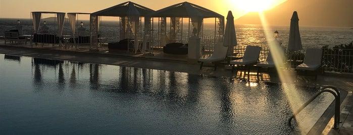 Lukka Exclusive Hotel Spa is one of KAŞ&FTHYE.