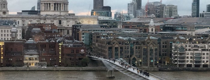 Tate Modern Viewing Level is one of London date places.
