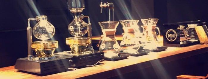 Kiva Han Coffee is one of Hu$$@!N'ın Beğendiği Mekanlar.