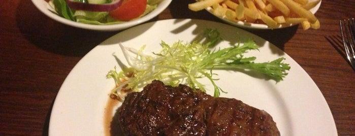 Gauchos Grill-Restaurant is one of Gespeicherte Orte von Sergio.