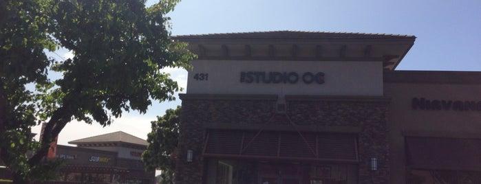 The Studio OC is one of สถานที่ที่ Ken ถูกใจ.