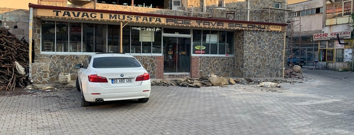 Tavacı Mustafa Restaurant is one of Lieux sauvegardés par Anil.