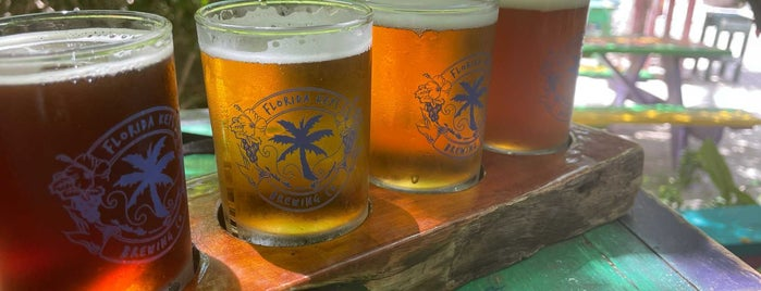 Florida Keys Brewing Company is one of Keys Dining, Desserting and Fun.