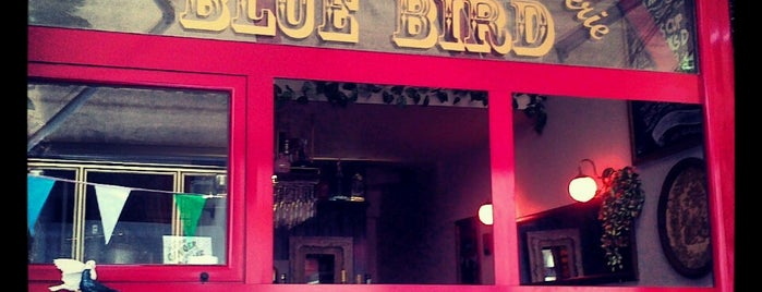 Blue Bird is one of best bars in Athens.