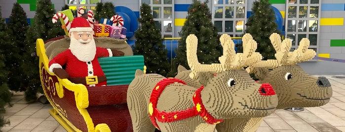 Legoland® Dubai is one of Kids In UAE.