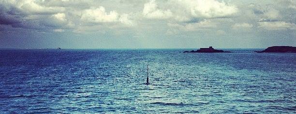 Pointe du Moulinet is one of Bretagne.