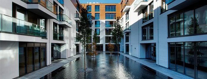 Tekfen Bomonti Apartmanları is one of Arkitera İşveren Ödülü'ne layık görülmüş projeler.