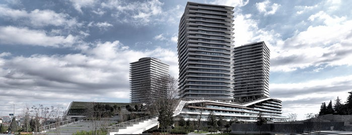 Zorlu Center is one of AVM'ler.