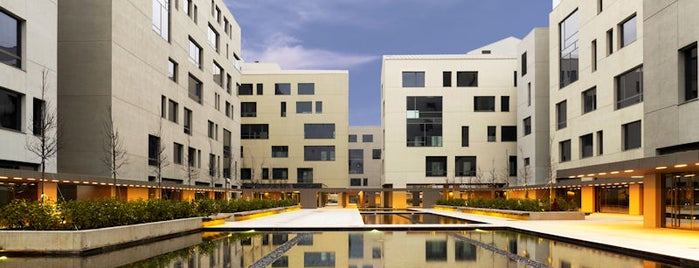 Kağıthane Ofispark is one of M.O. Ulusal Mimarlık Ödülü almış projeler.