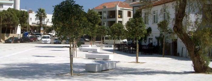 Datça Meydanı is one of Arkitera İşveren Ödülü'ne layık görülmüş projeler.