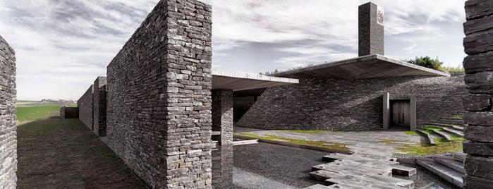 Sancaklar Camii is one of M.O. Ulusal Mimarlık Ödülü almış projeler.
