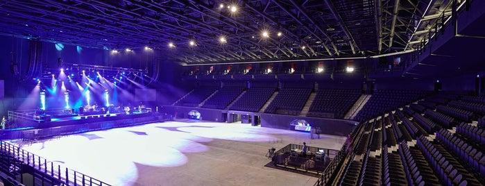 Volkswagen Arena is one of Türkiye Mimarlık Yıllığı 2014.