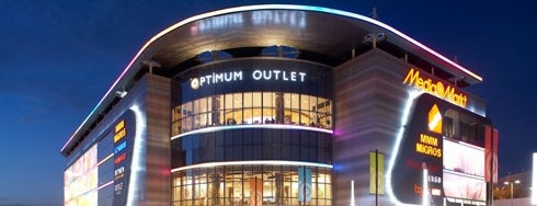 Optimum Outlet is one of AVM'ler.