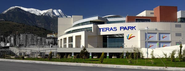 Teras Park is one of AVM'ler.