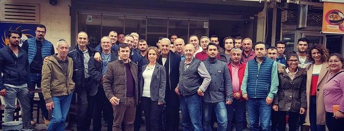 Ziraat Mühendisleri Odası İzmir Şb. is one of Ali Tayland: сохраненные места.