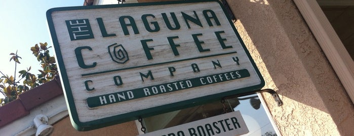 Laguna Coffee Company is one of Sau.