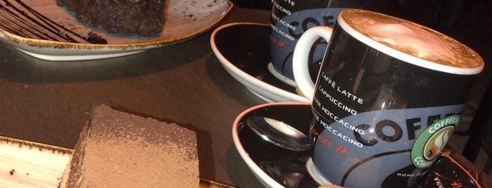 Coffeeshop Company is one of Sinan'ın Beğendiği Mekanlar.