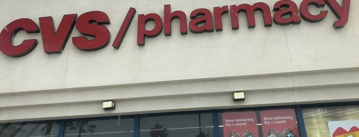 CVS pharmacy is one of สถานที่ที่ Brandon ถูกใจ.