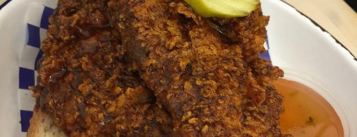 Royals Hot Chicken is one of Best of Louisville.