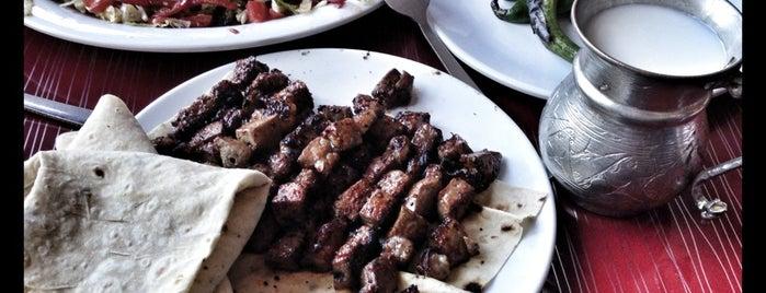Löküs Ciğer is one of Yöresel Yemekler | Gaziantep.