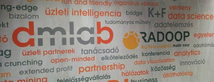 Dmlab / Radoop HQ is one of สถานที่ที่ Mate ถูกใจ.