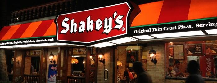 Shakey's is one of Boracay.