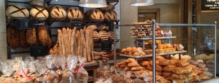 Le Pain Quotidien is one of Mexico City's Best Bakeries - 2013.