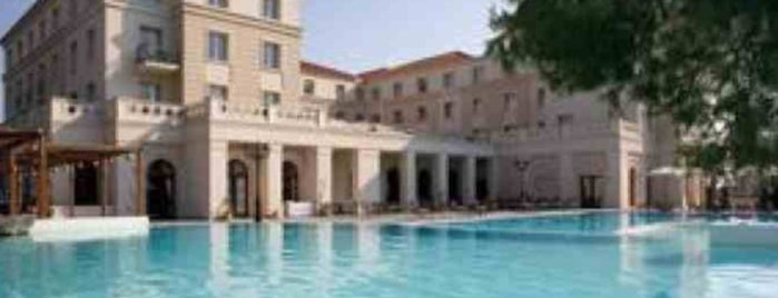 Larissa Imperial is one of Stevenson's Favorite World Hotels.
