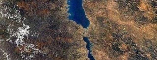 Hersek Gölü is one of Yolda.