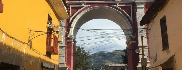 Arco del Triunfo is one of Jamhil'in Beğendiği Mekanlar.