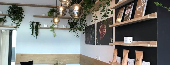 Taraba is one of Europe specialty coffee shops & roasteries.