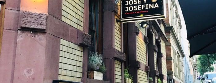 Jose Y Josefina is one of Stuttgart.