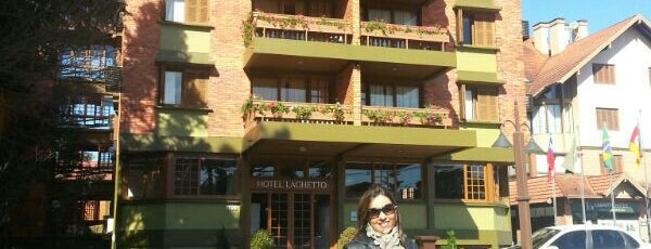 Hotel Laghetto is one of Muriloさんのお気に入りスポット.