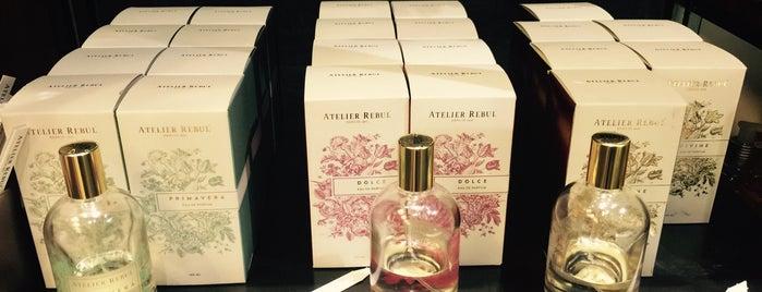 Atelier Rebul is one of Locais curtidos por Selin.